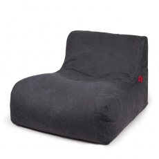 Outbag Sitzsack Newlounge l Gartenliege l Canvas black washed