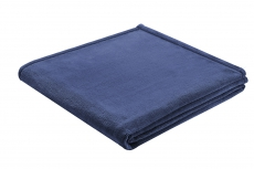 Biederlack Soft & Cover Wohndecke l 150x200 cm l Superflausch l Royal