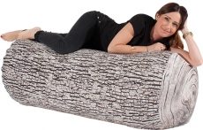 MeroWings MeroWings Ash Tree Trunk Lounger; Indoor 60 x 120 cm