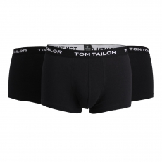 Tom Tailor Hip Pants 3er Pack l Buffer G4 l Größe L l black
