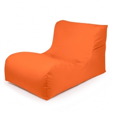 Outbag Sitzsack Newlounge l Gartenliege l Plus Orange