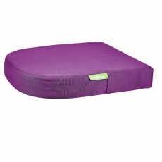Outbag Moon l Outdoor Stuhlkissen l Sitzkissen Purple