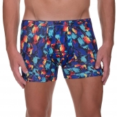 bruno banani Herren Short Globetrotter l 2201-2216 RABBIT l XL