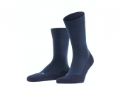 FALKE GO2 Herren Socken 16770 l space blue l 42-43