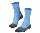 FALKE TK2 Damen Socken 16445 l blue note l 37-38