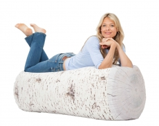 MeroWings MeroWings Birch Tree Trunk Indoor Lounger 60 x 120 cm