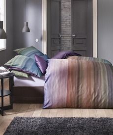 fleuresse Bed Art S G-023356 Mako-Satin Bettwäsche l 135x200 l TWILIGHT