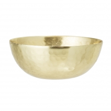 Bloomingville Schüssel l Bowl Gold Steel