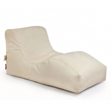 Outbag Sitzsack Wave - Bezug Plus in Beige