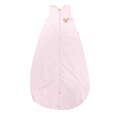 Steiff Schlafsack BARELY PINK l Länge 90cm l Rosa